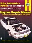 Haynes Buick, Oldsmobile & Pontiac Fu...