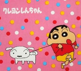 クレヨンしんちゃん◎きんちゃくポーチ2nd☆アニメキャラクターグッズ(巾着袋)通販☆【ドット】