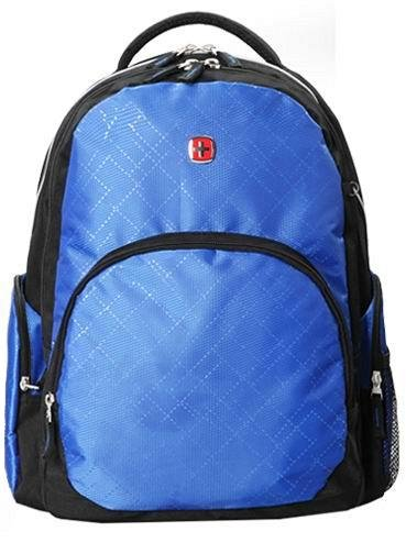 2014 Swiss Gear New Style Classic Computer Notebook Laptop Teblet Backpack.Sa9945-Blue-C1