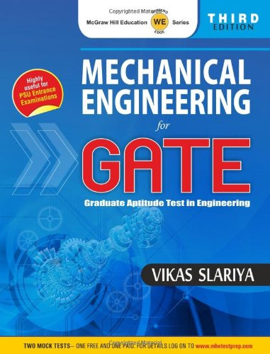 Mechanical Engineering for GATE/PSUS