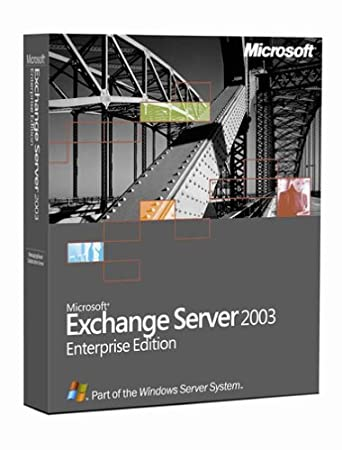 Microsoft Exchange Server Enterprise 2003 (25-Client) [Old Version]