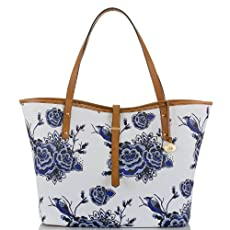 All Day Tote - Delft Blue