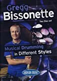 echange, troc Musical Drumming in Different Styles [Import anglais]