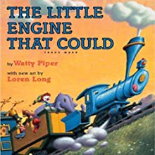 The Little Engine That Could (       UNABRIDGED)  Narrated by Cassandra Morris