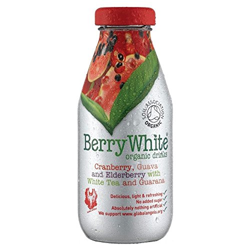 Berrywhite Organic Cranberry, Guava & Elderberry Tea Drink (330Ml)