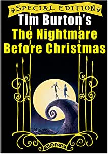 The Nightmare Before Christmas: Special Edition (Widescreen) [Import]