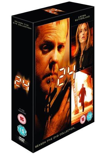24 - Season 5 [DVD]