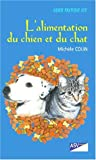 L'Alimentation du chien et du chat