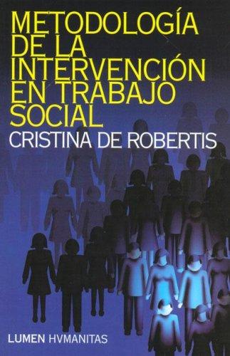 METODOLOGIA DE LA INTERVENCION EN TRABAJO SOCIAL descarga pdf epub mobi fb2