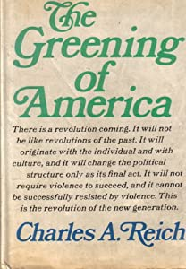 "Cover of ""The Greening of America"""