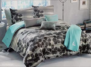 Roxy Huntress Comforter Sham Body Pillow Throw Bedding Set