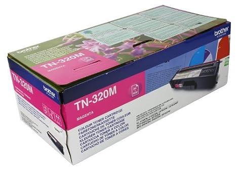Brother MFC-9970 CDW (TN-320 M) - original - Toner magenta - 1.500 Pages