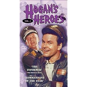 Hogan's Heroes Vol 1: The Informer (Original Pilot) movie