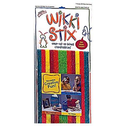Wikki Stix Jumbo Set! 144pc MIX Set! made in USA