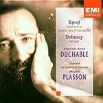 Ravel: Concerto en sol / Concerto pou...