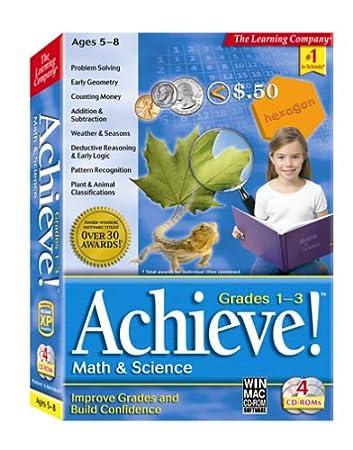 Achieve! Math & Science Grades 1-3
