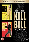 Kill Bill 1 and 2 (Box Set) [DVD]