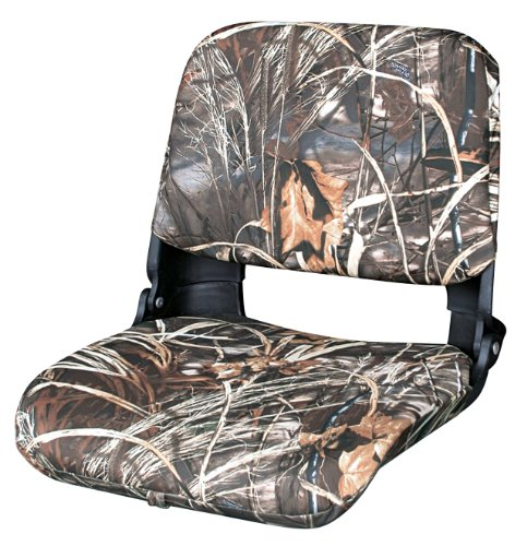 Wise Pro-Style Max 4  Camo Folding Boat Seat