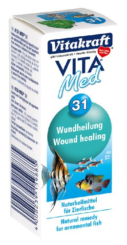 Vitakraft VITA MED® 31 - Wundheilung - für