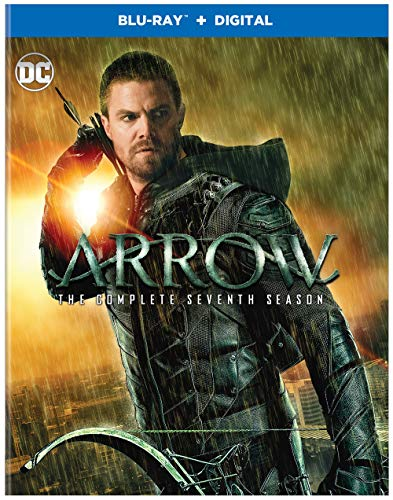 Blu-ray : Arrow: Complete Seventh Season (4 Discos)