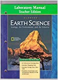 img - for Laboratory Manual to accompany Glencoe Earth Science: Geology, the Environment, and the Universe, Teacher's Edition book / textbook / text book