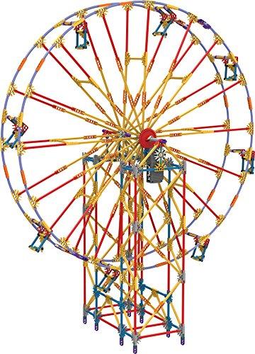 K'NEX 游乐园系列 2合1摩天轮图片