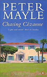 "Cover of ""Chasing Cezanne"""