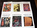 6 Book Set: The Navarre Bible: St. John/Romans and Galatians/Revelation/St. Luke/Corinthians/Acts of the Apostles