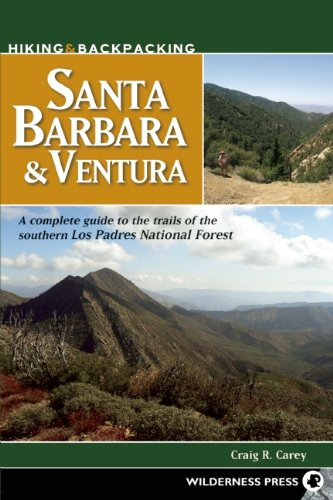 Hiking and Backpacking Santa Barbara and Ventura