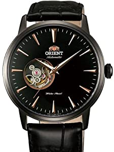Orient Esteem 21-Jewel Automatic Dress Watch with Leather Strap DB08002B