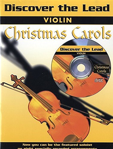 discover-the-lead-christmas-carols-for-violin-partitions-cd-pour-violon