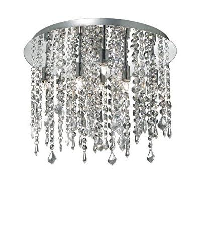 Zilveren Evergreen Lights hanglamp