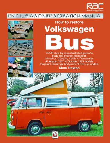How to Restore Volkswagen Bus (Enthusiast's Restoration Manuals)