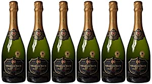 Graham Beck Blanc de Blancs Chardonnay White Wine 2008 75 cl (Case of 6)