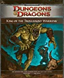 D&D: King of the Trollhaunt Warrens: Adventure P1 (Adventure) (Dungeons & Dragons)