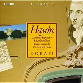 """Haydn: L'incontro improvviso / Act 2 - """"Ho promesso oprar destrezza"""""""