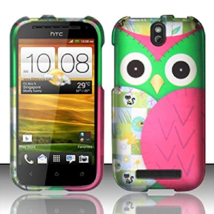Htc One Cell Phone Phone Case Htc One sv Pink