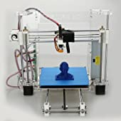 2015 New Aurora3D DIY RepRap Prusa I3 3D Printer, Support ABS and PLA Filament