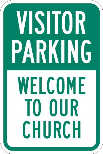 smartsign-3m-high-intensity-grade-reflective-sign-legend-visitor-parking-welcome-to-our-church-18-hi
