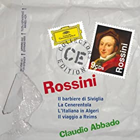 "Rossini: La Cenerentola / Act 1 - ""Un soave non so che"""