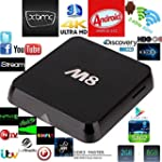 M8 Quad Core Android 4.4 Smart Set To...