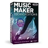 Software - MAGIX Music Maker Techno Edition 6
