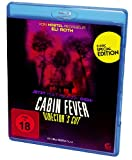 Image de Cabin Fever (Director's Cut) [Blu-ray] [Import allemand]