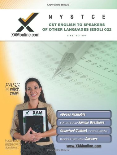 NYSTCE English to Speakers of Other Languages 022 (XAM CST (Paperback))