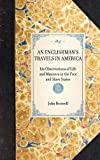 img - for Englishman's Travels in America: his Observations of Life and Manners in the Free and Slave States (Travel in America) book / textbook / text book