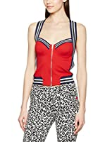 Love Moschino Top (Rojo)