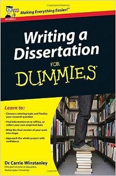 Phd thesis dissertation database