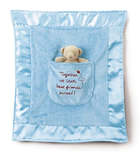 Bunnies By The Bay Blanket front-1020785