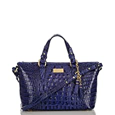 Mini Asher Tote<br>Turkish Blue Melbourne