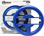 Wii Racing Wheel GT4 - Blue